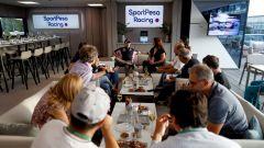F1 Monza: un pomeriggio in SportPesa Racing Point - Immagine: 1