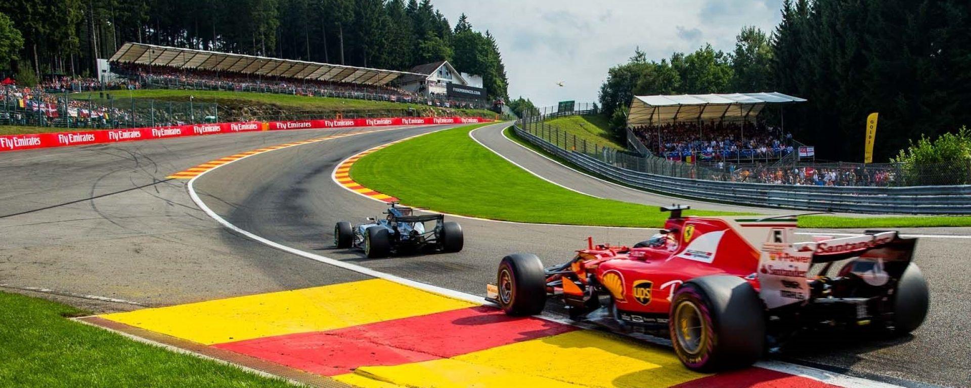 Formula 1, nel 2018 stabiliti 19 record della pista su 21
