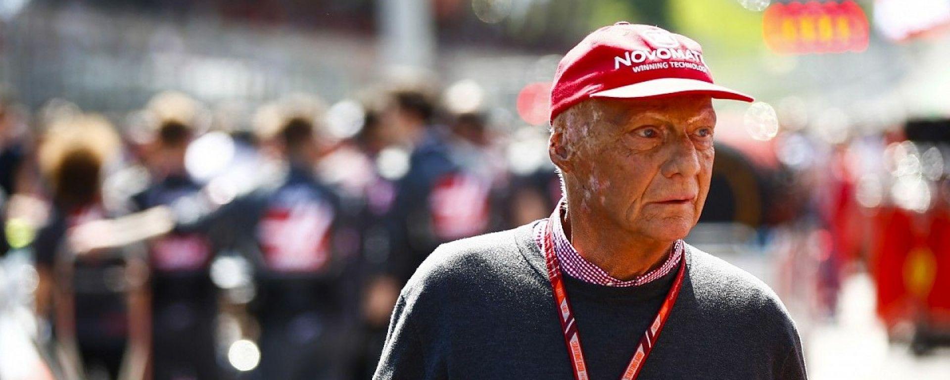 F1, nel duomo di Vienna l'ultimo saluto a Niki Lauda