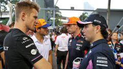 Come la Red Bull ha liquidato Hulkenberg e preferito Perez