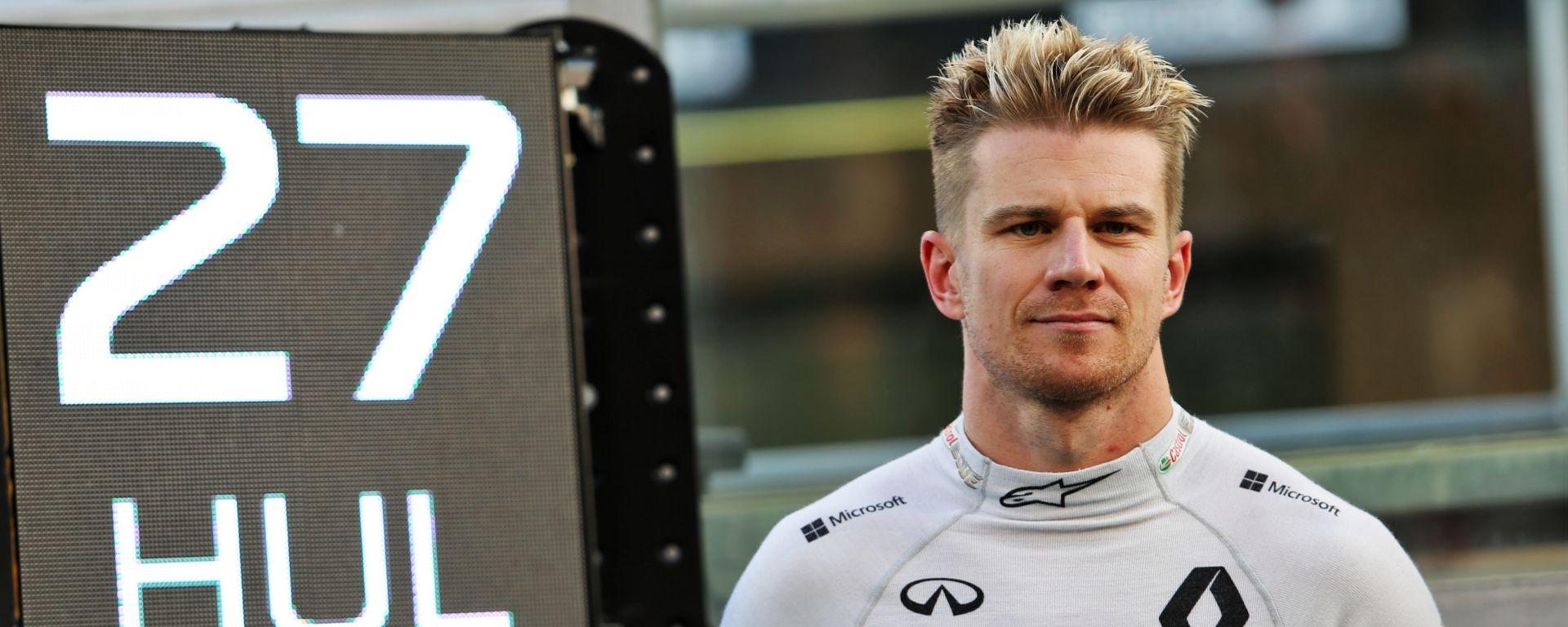 F1: Nico Hulkenberg (Renault)