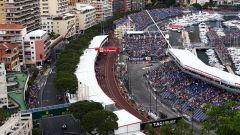 Albo d'oro GP Monaco F1