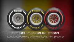 F1, per Pirelli è già 2019: scelte le mescole per le prime quattro gare