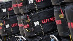 F1 Pirelli, ecco le mescole per il Gran Premio di Singapore 2019
