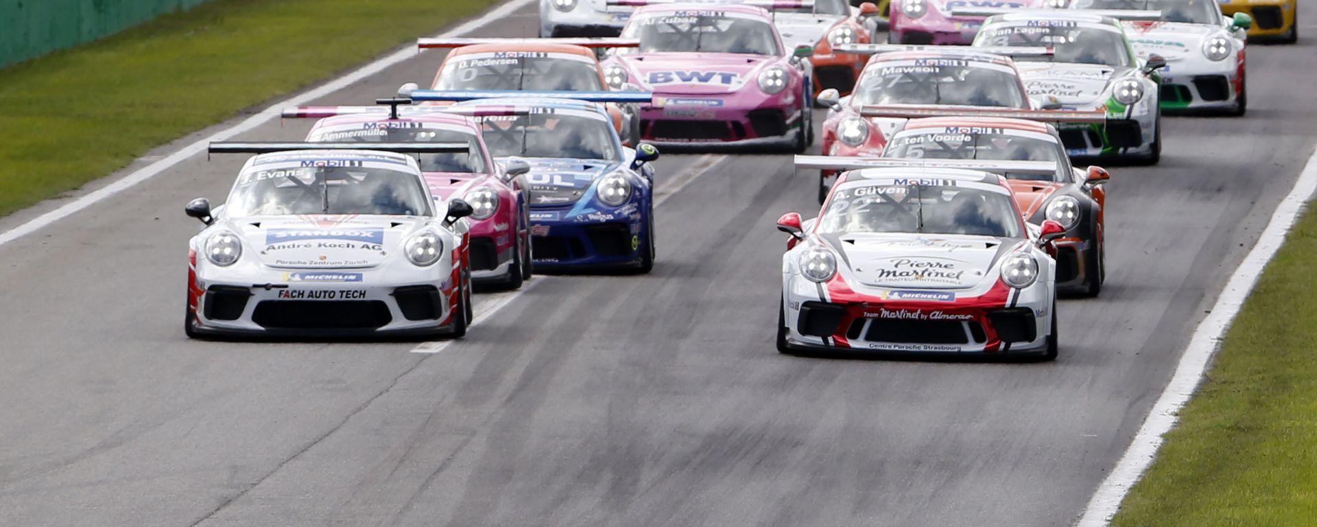 F1 e Porsche Supercup insieme per altri tre anni