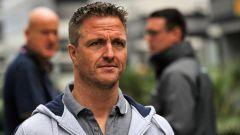 Ralf Schumacher a gamba tesa su Kimi Raikkonen