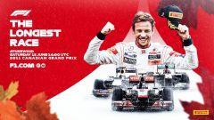 F1 Rewind, la locandina del GP Canada 2011 su YouTube