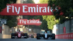 F1 Rewind, su Youtube il folle GP Azerbaijan 2017