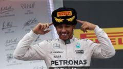 F1 GP Sochi FP: Hamilton 1°, l'inglese è pronto a dar battaglia