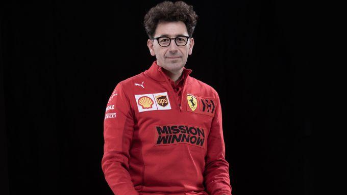 F1, Scuderia Ferrari 2021: Mattia Binotto