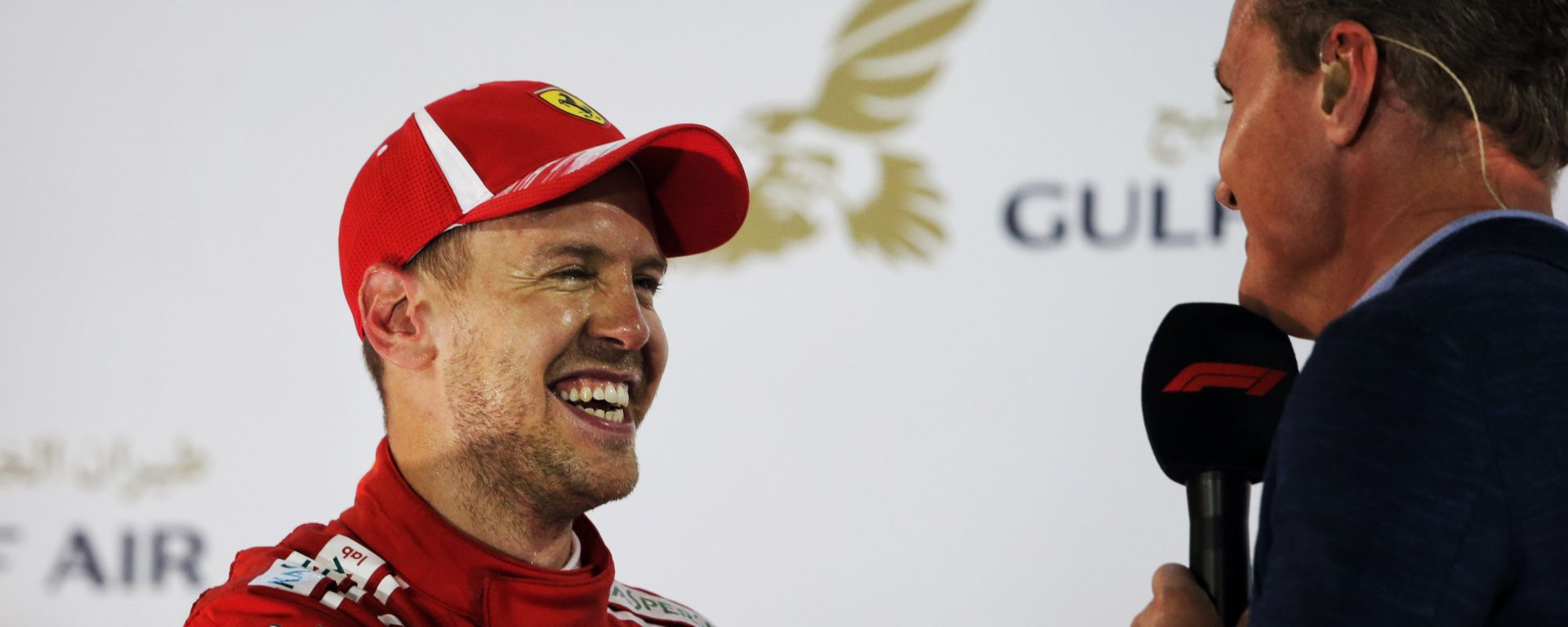 F1: Sebastian Vettel e David Coulthard