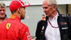 Red Bull non esclude nuove proteste per il motore Ferrari