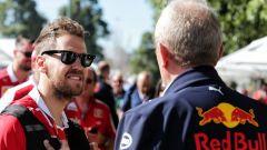 Difficile il ritorno di Vettel alla Red Bull