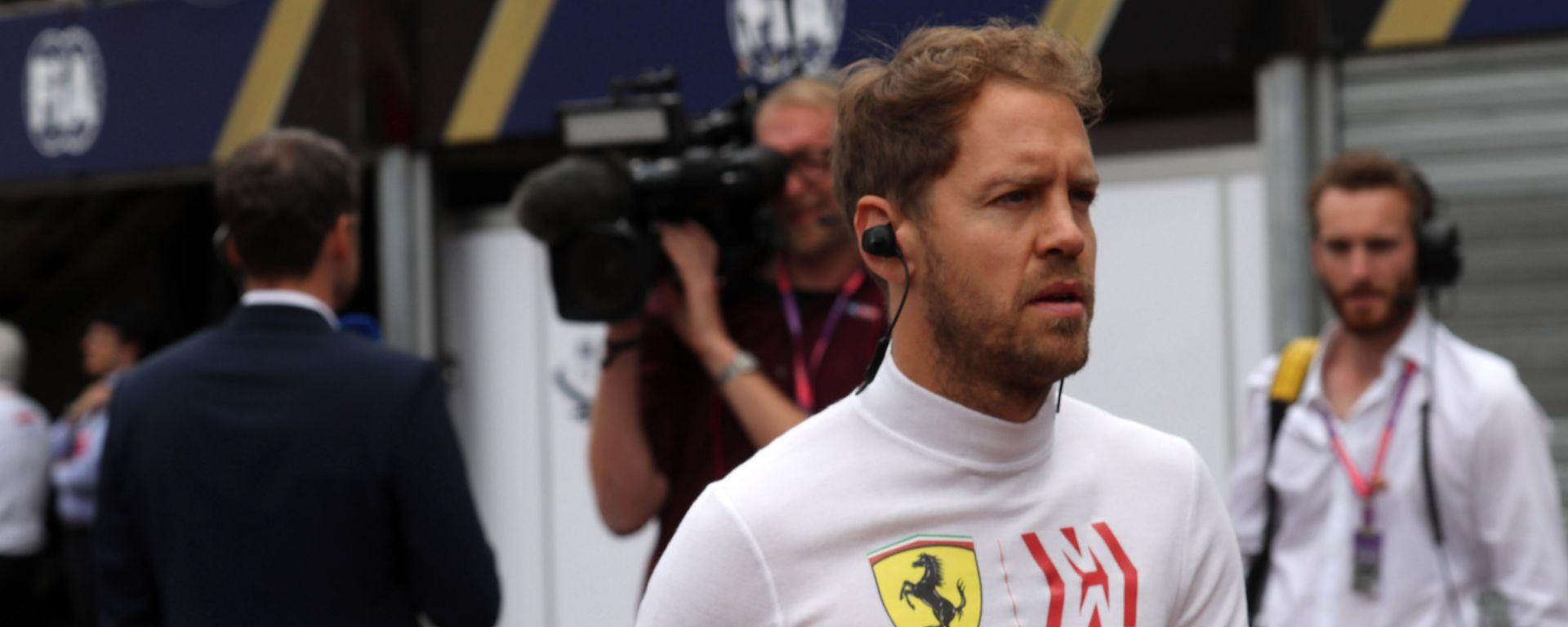 F1, Vettel e le voci sul ritiro a fine stagione. Cosa c'è di vero