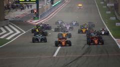 F1 sempre più americana: 16 le componenti standard dal 2021