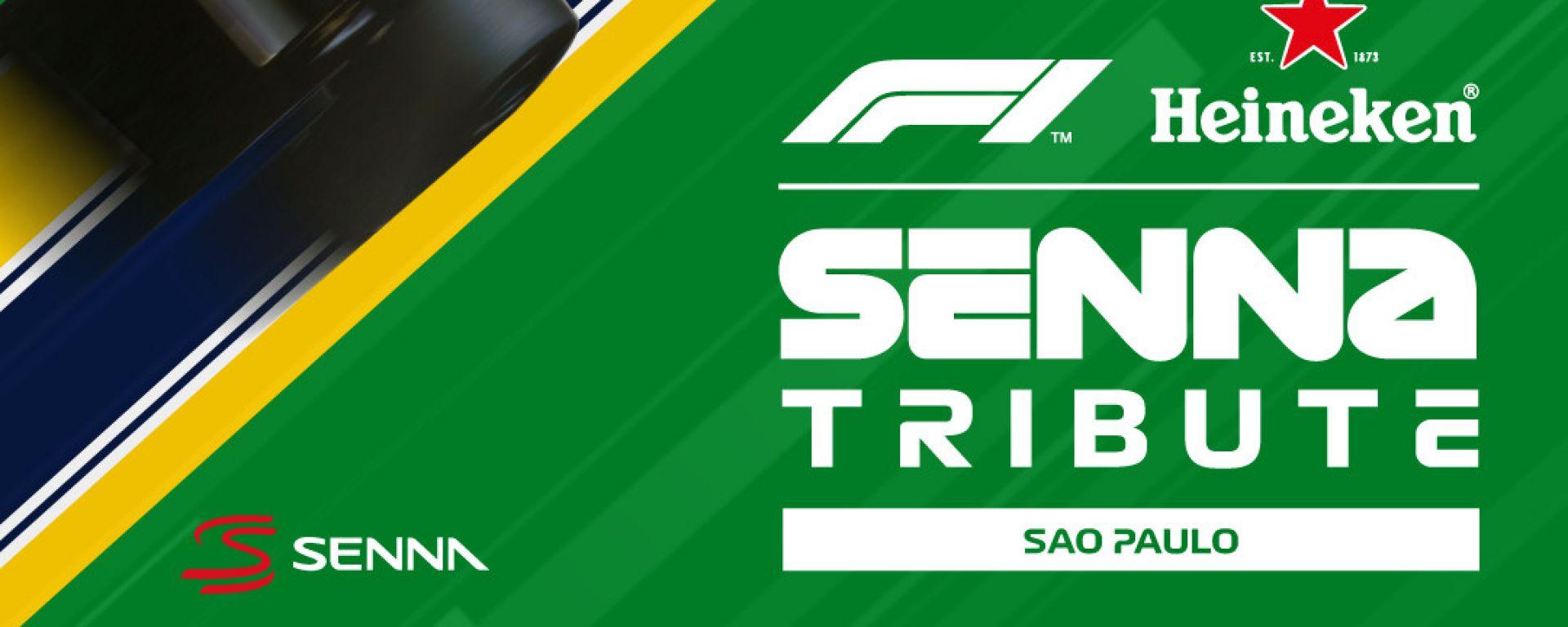 F1, Senna Tribute 2019
