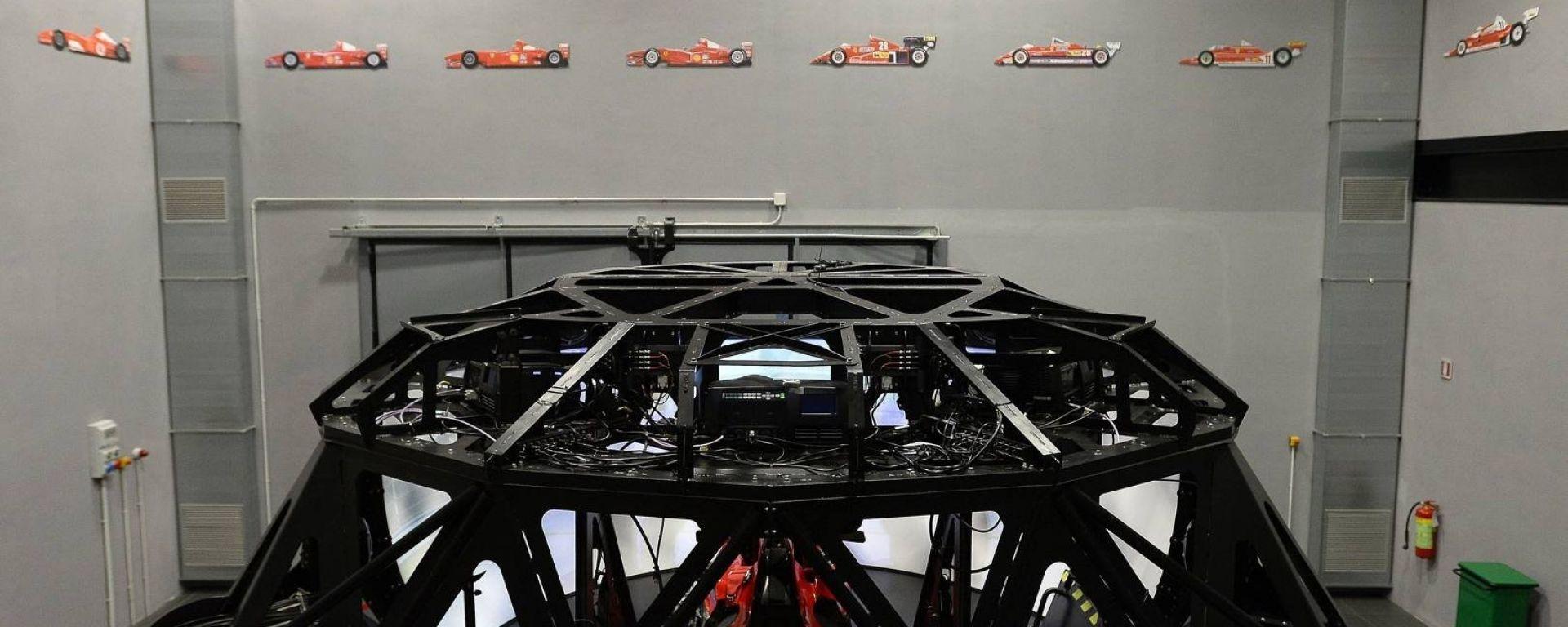 F1, simulatore: la Ferrari 2019 già più veloce della SF71H