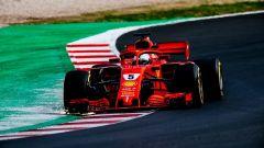 F1 Spagna, Ferrari SF71H