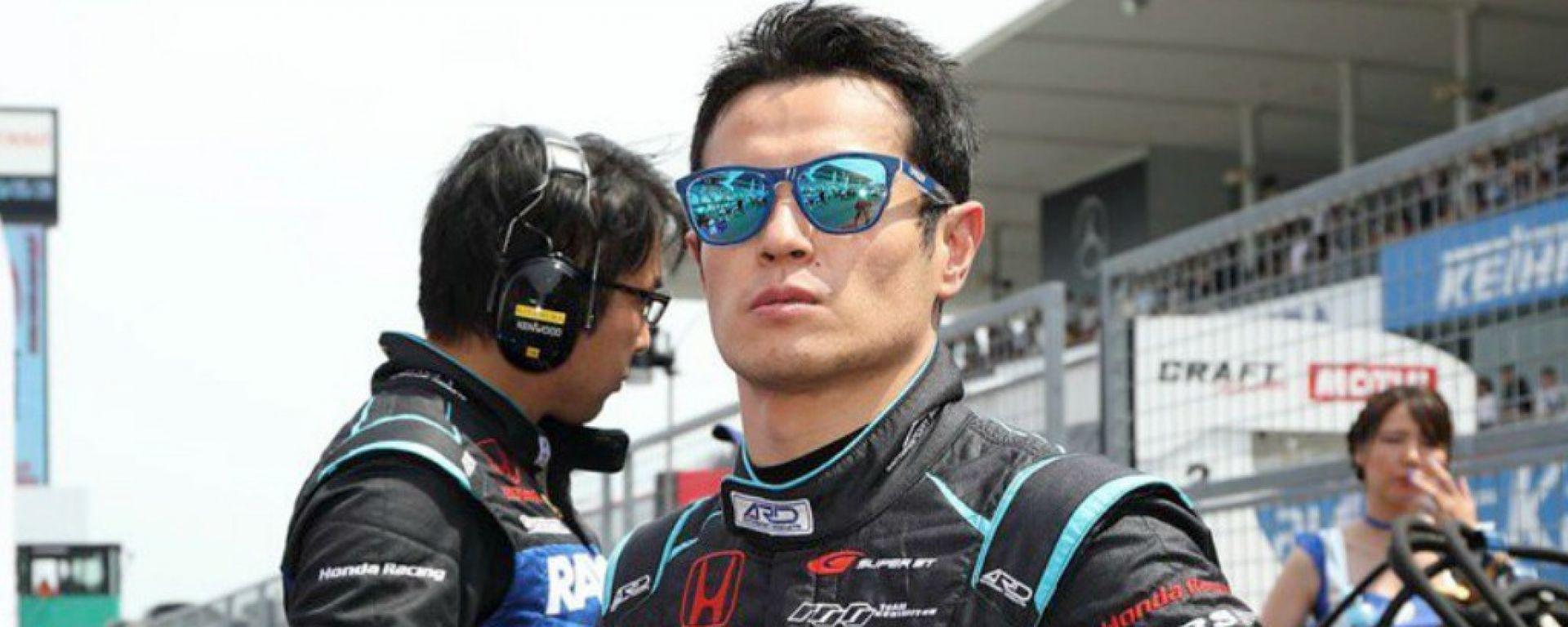 Suzuka: Toro Rosso schiera il giapponese Yamamoto