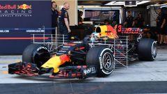 F1 Test Abu Dhabi 2017, Daniel Ricciardo