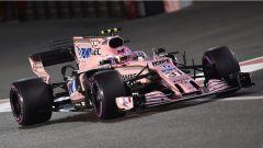 F1, Test Abu Dhabi 2017, Esteban Ocon