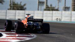 F1, Test Abu Dhabi 2017, Fernando Alonso