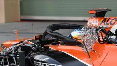 F1 Test Abu Dhabi 2017, Fernando Alonso