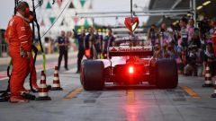 F1, Test Abu Dhabi 2017, Kimi Raikkonen