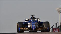F1 Test Abu Dhabi 2017, Marcus Ericsson