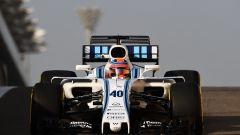 F1 Test Abu Dhabi 2017, Robert Kubica