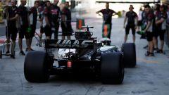 F1, Test Abu Dhabi 2017, Romain Grosjean