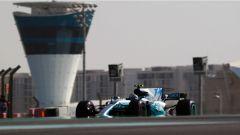 F1, Test Abu Dhabi 2017, Valtteri Bottas