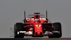 F1 Test Abu Dhabi 2017