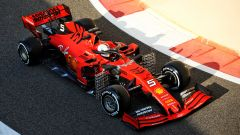 Vettel, secondo tempo e contatto con Perez nei test