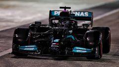 F1 Test Bahrain 2021, Lewis Hamilton (Mercedes)