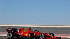F1 Test Bahrain 2021, Sakhir: Charles Leclerc (Scuderia Ferrari)