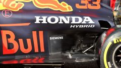 F1 Test Bahrain 2021, Sakhir: Dettagli della Red Bull RB16B