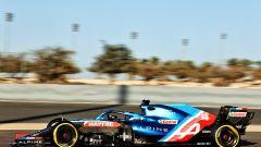 F1 Test Bahrain 2021, Sakhir: Fernando Alonso (Alpine Renault F1 Team)
