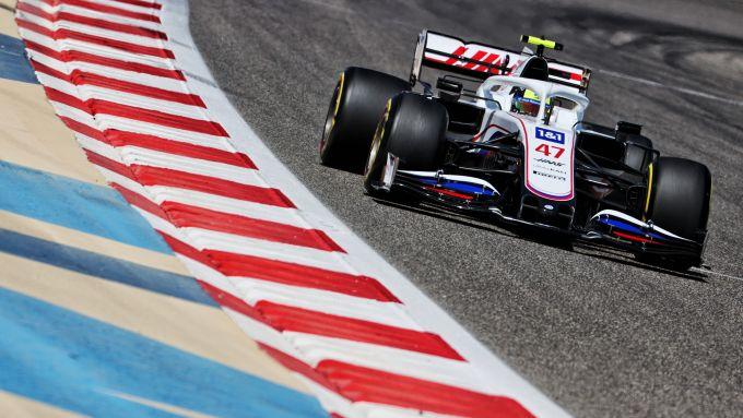 F1 Test Bahrain 2021, Sakhir: Mick Schumacher (Haas F1 Team)