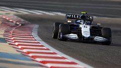 F1 Test Bahrain 2021, Sakhir: Nicholas Latifi (Williams Racing)