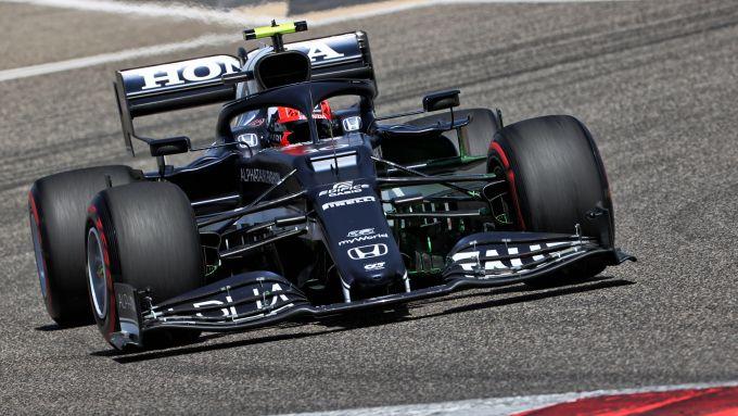 F1 Test Bahrain 2021, Sakhir: Pierre Gasly (Scuderia AlphaTauri)