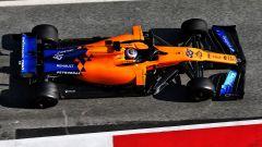 F1 Test Barcellona-2, la McLaren MCL34