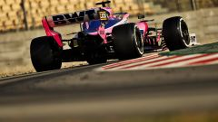 F1 Test Barcellona-2, la Racing Point RP19
