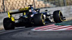 F1 Test Barcellona-2, la Renault R.S.19