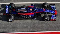 F1 Test Barcellona-2, la Toro Rosso STR14