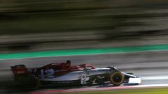 F1 Test Barcellona-2, l'Alfa Romeo Racing C38