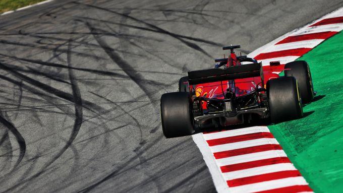 F1 Test Barcellona 2020: Charles Leclerc (Ferrari)