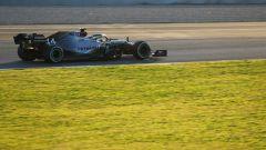 F1 Test Barcellona 2020, Day1: Mercedes davanti a tutti
