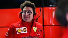 F1 Test Barcellona 2020, Day-3: Mattia Binotto (Ferrari)