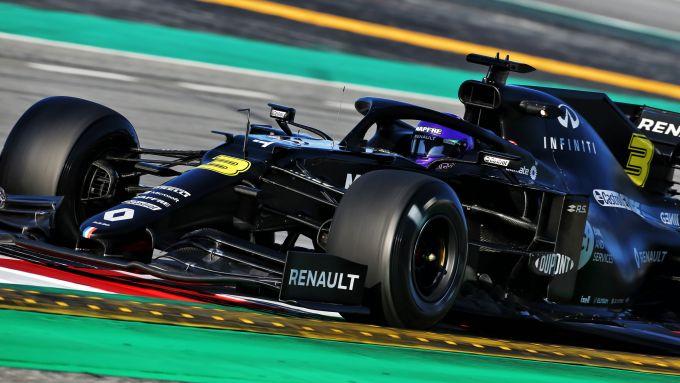 F1 Test Barcellona 2020, Day-6: Daniel Ricciardo (Renault)